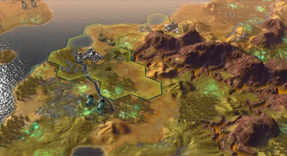 Sid Meier's Civilization Beyond Earth – Exoplanets Map Pack