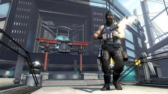 Binary Domain – Multiplayer Map Pack