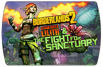 Borderlands 2 Commander Lilith & the Fight for Sanctuary (ключ для ПК)