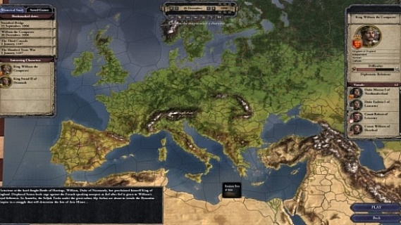 Crusader Kings II – Horse Lords Content Pack (ключ для ПК)