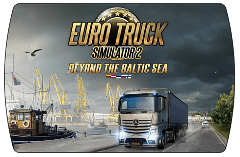 Euro Truck Simulator 2 – Beyond the Baltic Sea (ключ для ПК)