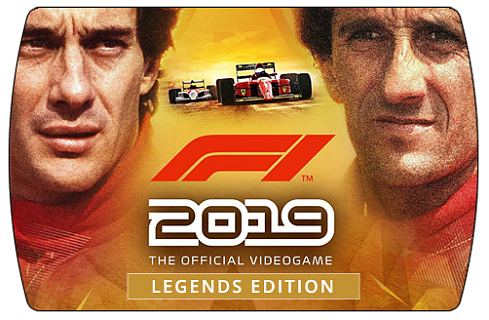 F1 2019 Legends Edition (ключ для ПК)