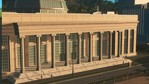 Cities Skylines – Campus