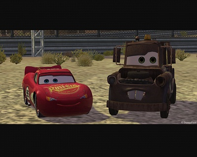 Disney Pixar Cars Mater National Championship