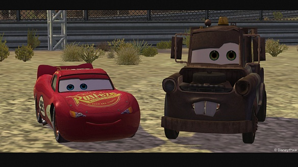 Купить Disney Pixar Cars: Mater - National Championship