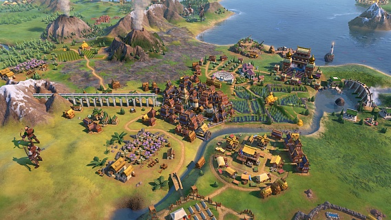 Sid Meier's Civilization 6 – Gathering Storm (ключ для ПК)