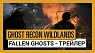 Ghost Recon Wildlands Fallen Ghosts - Трейлер