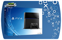 PlayStation 4 500 GB черная