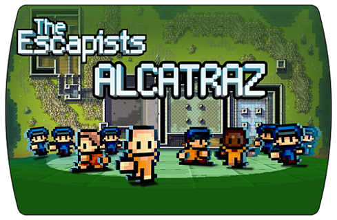 The Escapists – Alcatraz