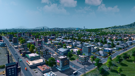 Cities Skylines – Relaxation Station