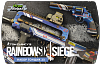 Tom Clancy's Rainbow Six: Siege. Racer 23 Bundle
