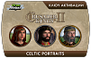 Crusader Kings II – Celtic Portraits (ключ для ПК)