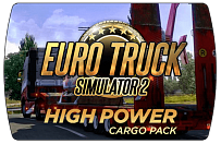 Euro Truck Simulator 2 – High Power Cargo Pack (ключ для ПК)