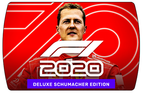 F1 2020 Deluxe Schumacher Edition (ключ для ПК)