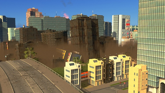 Cities Skylines – Natural Disasters (ключ для ПК)