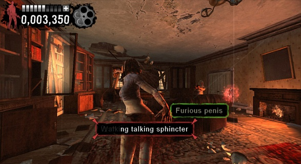 Typing of the Dead – Filth of the Dead