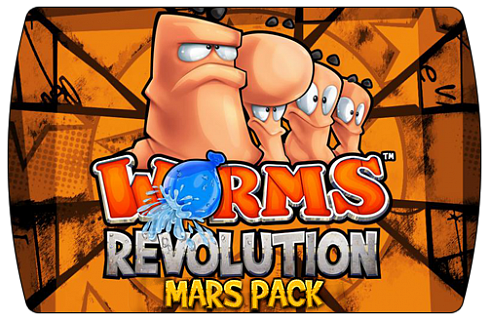 Worms Revolution – Mars Pack