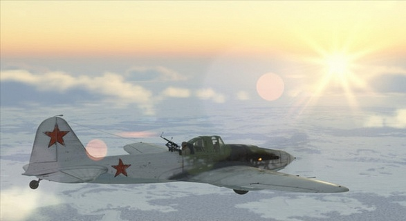 IL-2 Sturmovik Battle of Stalingrad Deluxe (ключ для ПК)