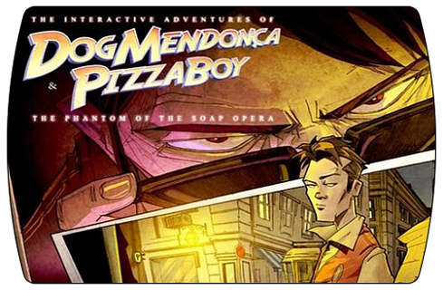 The Interactive Adventures of Dog Mendonca & Pizzaboy (ключ для ПК)