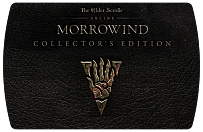 The Elder Scrolls Online Morrowind Digital Collector's Edition