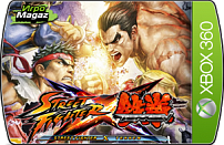 Street Fighter x Tekken для Xbox 360