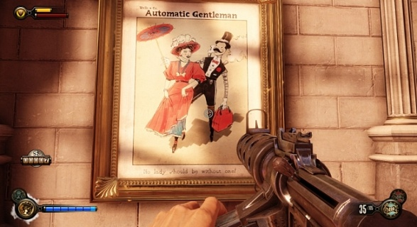 Bioshock Infinite – Clash in the Clouds