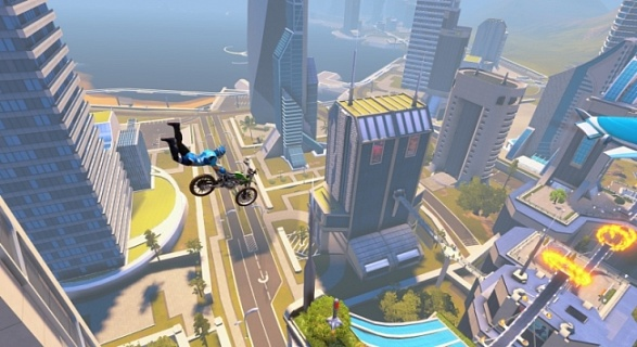 Trials Fusion Deluxe Edition (ключ для ПК)