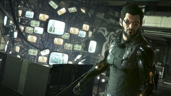 Deus Ex Mankind Divided Day One Edition (ключ для ПК)