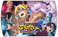 Naruto Shippuden Ultimate Ninja Storm 4 Road to Boruto Expansion (ключ для ПК)