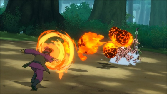 Naruto Shippuden Ultimate Ninja Storm 3 Full Burst HD (ключ для ПК)