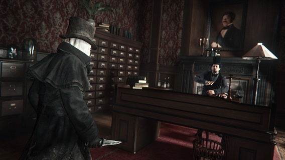 Assassin's Creed Syndicate – Jack The Ripper