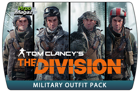 Tom Clancy's The Division - Military Outfit Pack