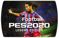 eFootball PES 2020 Legend Editon (ключ для ПК)
