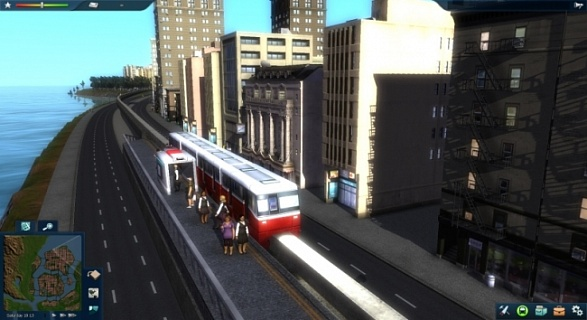 Cities in Motion 2 – Marvellous Monorails
