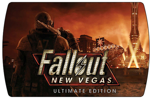 Fallout New Vegas Ultimate Edition (ключ для ПК)