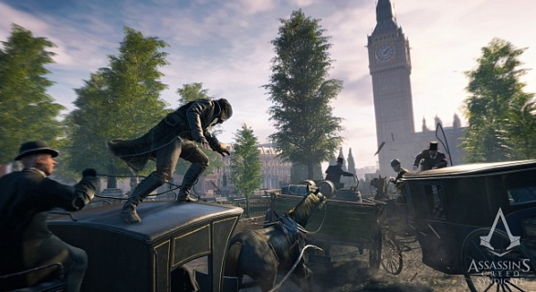 Assassin's Creed Syndicate Gold Edition (ключ для ПК)
