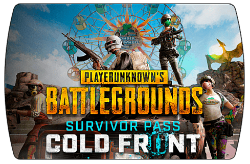 PlayerUnknown's Battlegrounds (PUBG) – Survivor Pass 7 Cold Front (ключ для ПК)