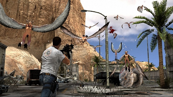 Serious Sam 3 BFE - Jewel of the Nile