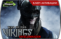 War of the Vikings  Shieldmaiden