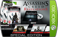 Assassin's Creed: Откровения Special Edition для Xbox 360