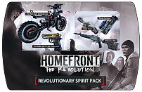 Homefront The Revolution - The Revolutionary Spirit Pack