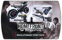 Homefront The Revolution – The Revolutionary Spirit Pack