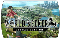One Piece World Seeker Deluxe Edition (ключ для ПК)