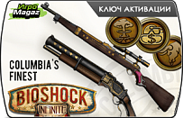 Bioshock Infinite – Columbia's Finest (ключ для ПК)