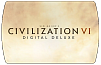 Sid Meier's Civilization 6 Digital Deluxe Edition (ключ для ПК)