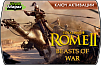 Total War Rome 2 – Beasts of War Unit Pack (ключ для ПК)