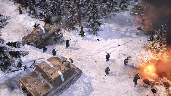 Company of Heroes 2: The Western Front Armies – Double Pack