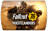Fallout 76 – Wastelanders (Steam ключ для ПК)