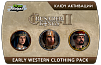 Crusader Kings II – Early Western Clothing Pack (ключ для ПК)