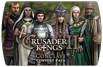 Crusader Kings II - Conclave Content Pack